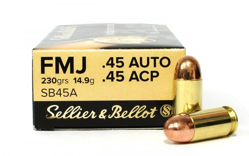 Metak Belot 45 Auto JHP 14.9g