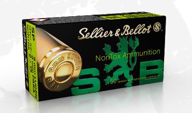 Metak Belot 9mm SP Nontox 8g