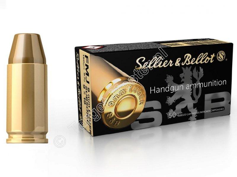 Metak Belot 9mm Subsonic 9g