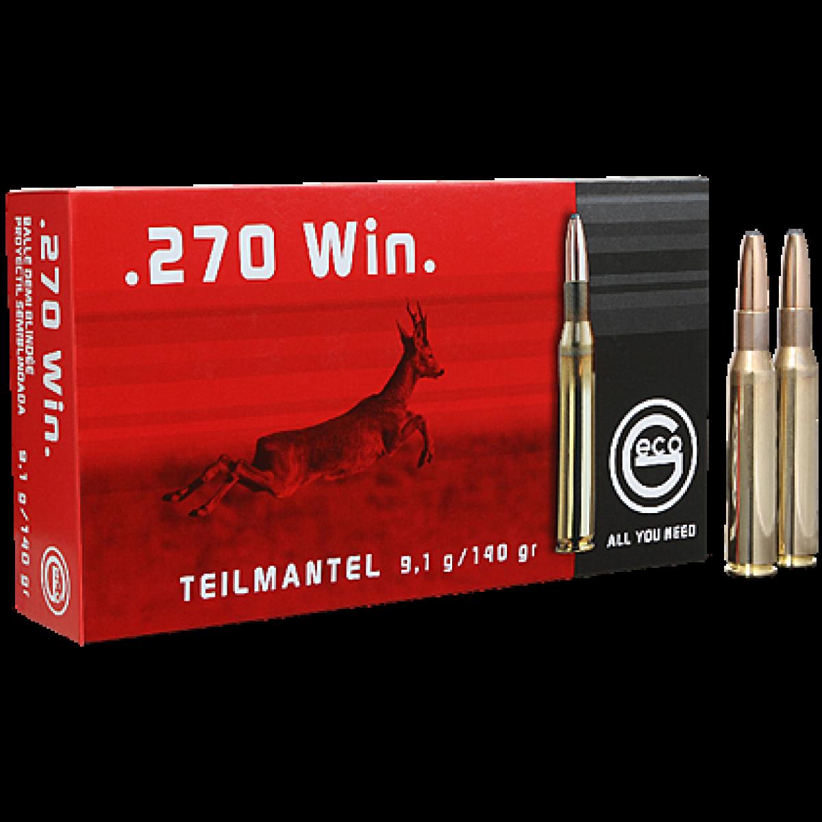 Metak Geco 270 Win Teilmantel 9.1g