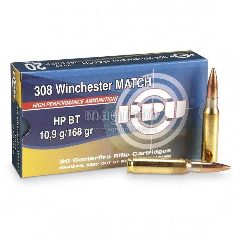 Metak PPU 308 Win.Match HP BT 10.9g