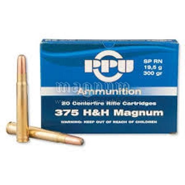 Metak PPU 375 H&H SP 19.5gr