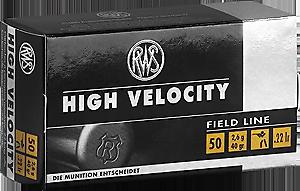 Metak RWS 22 LR High Velocity 2.6g 385 m/s