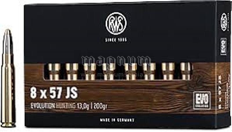 Metak RWS 8x57JS Evolution 13.0g/200gr