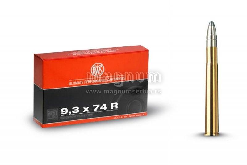 Metak RWS 9.3x74R Evolution 18.7g