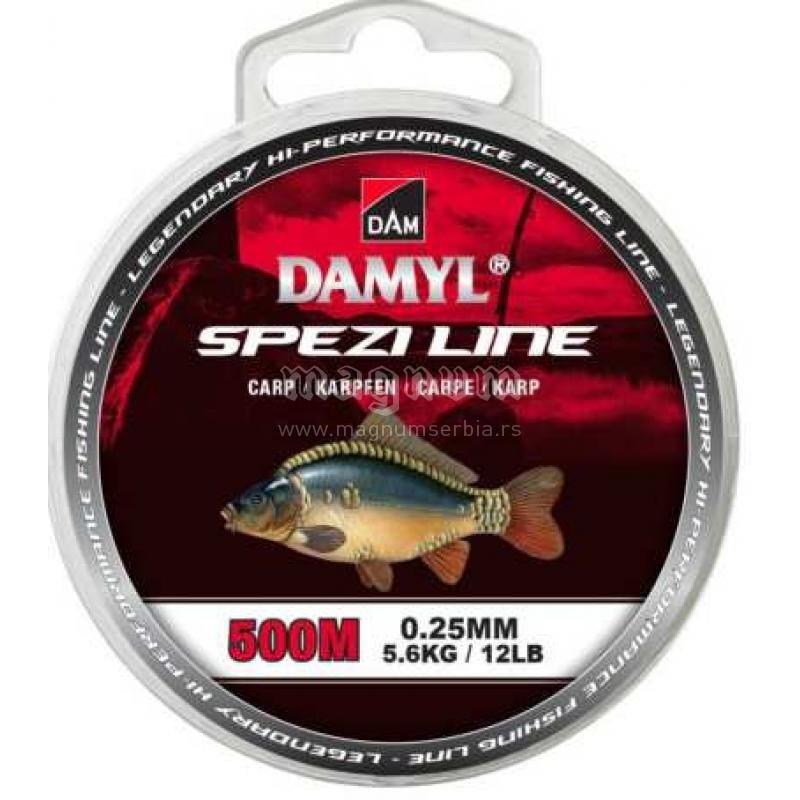 Najlon Damyl spezi line carp 030 400m 66626