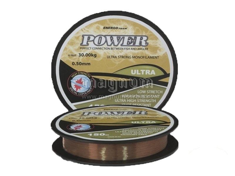 Najlon ET Power Ultra 018 150m