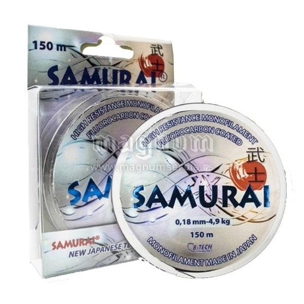 Najlon Samurai 150m 018/4.9kg