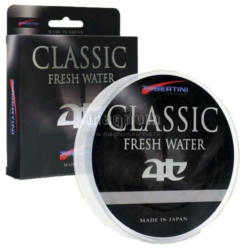 Najlon Tubertini Classic Fresh Water 150m 018