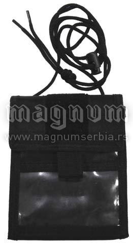 Novcanik MFH 30930A crni