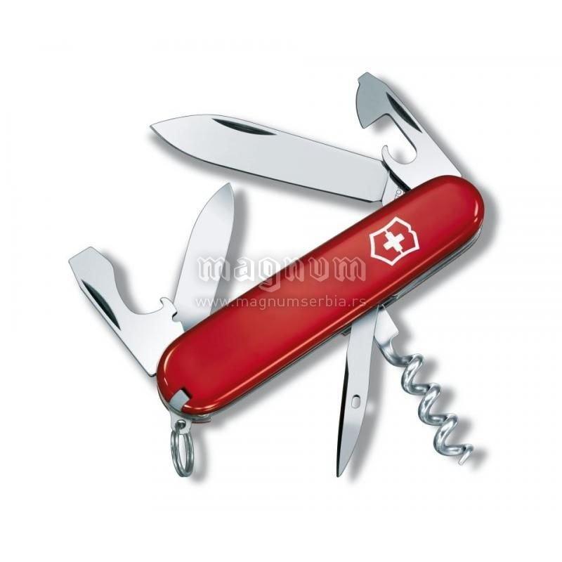 Noz Victorinox 03603 Tourist 84mm Red