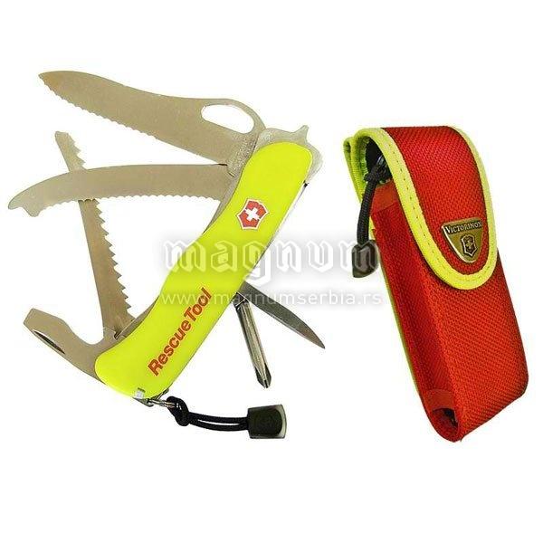 Noz Victorinox 08623.MWN RescueTool,lum yellow