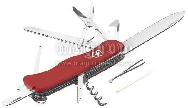 Noz Victorinox 09023 Outrider Red