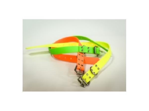 Okovratnik u boji zeleni/zuti/oranz