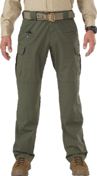 Pantalone 5.11 Stryke 74369 Zelene