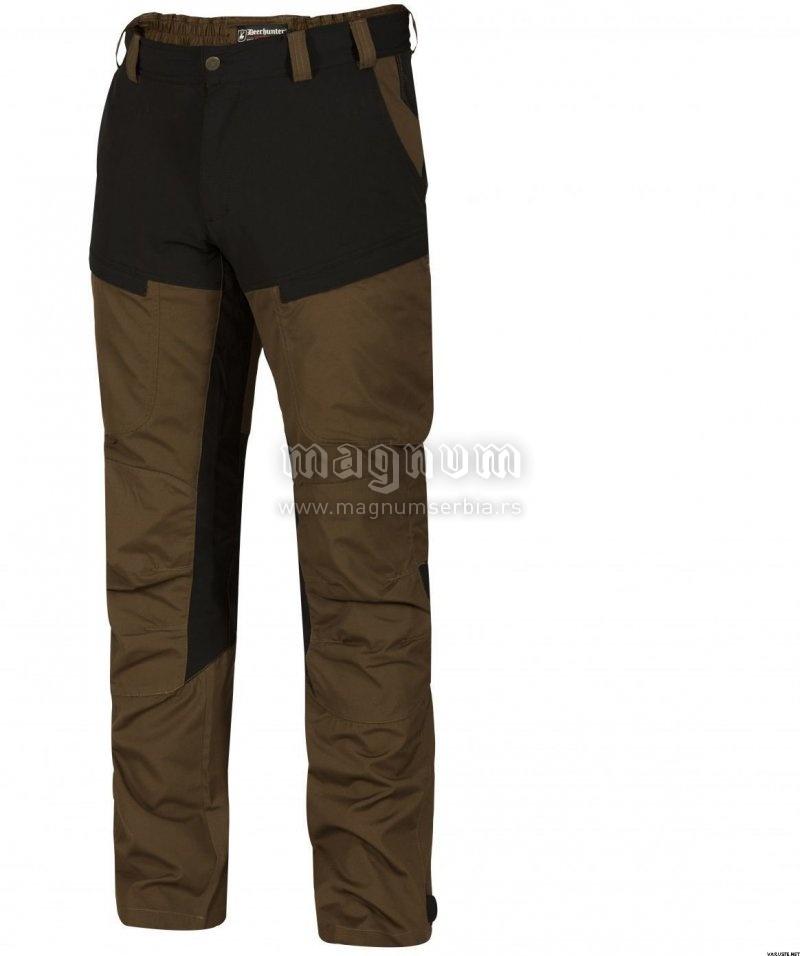 Pantalone Deerhunter Strike 3989 col.381 braon crno
