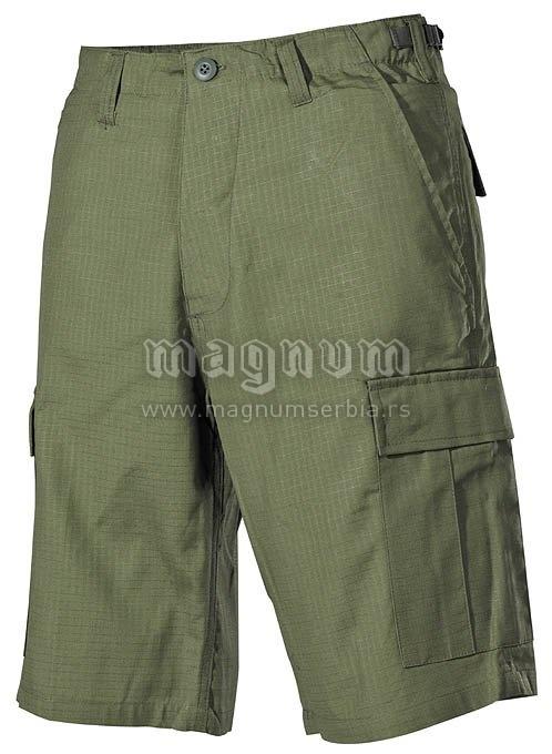 Pantalone MFH kratke 01512B zelene