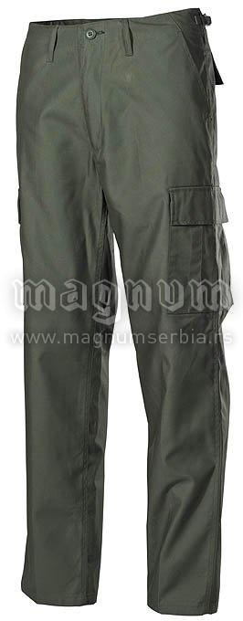 Pantalone MFH 01304B Zelene