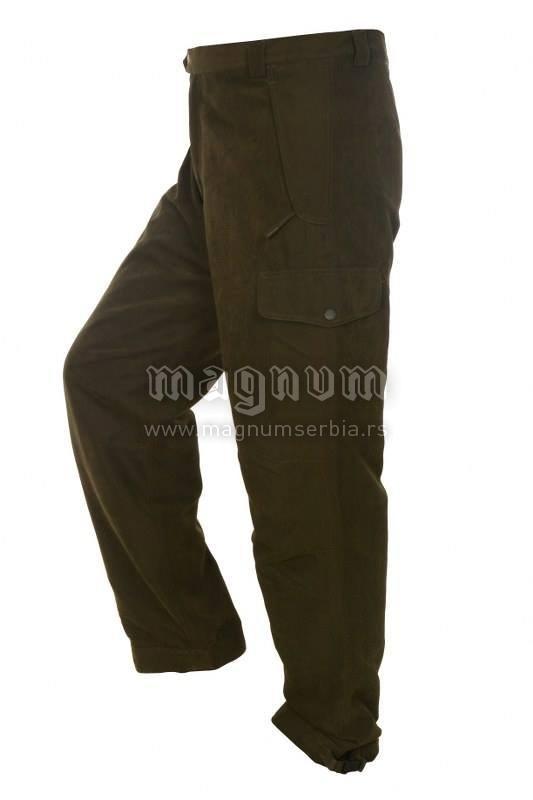 Pantalone Wolf LS4704 Artica