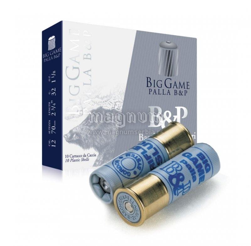 Pat.B&P Big Game Palla k12 32gr slug