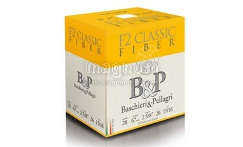 Pat.B&P F2 Classic Fiber k20 26g 4