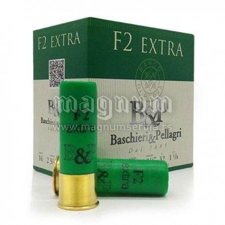 Pat.B&P F2 Extra 16/70 32g No4