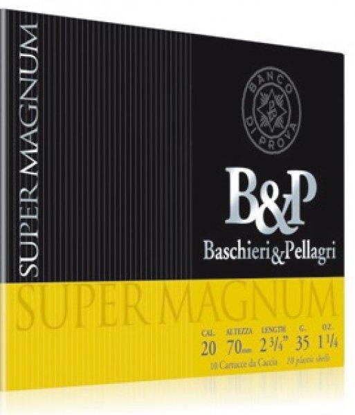 Pat.B&P Super Magnum k20/70 35gr 3.5