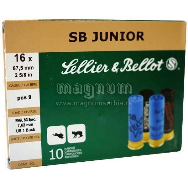 Pat.Belot Junior k16 7.62mm 9P