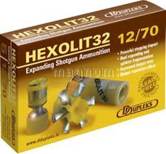 Pat.DDupleks Hexolit 12/70 32g