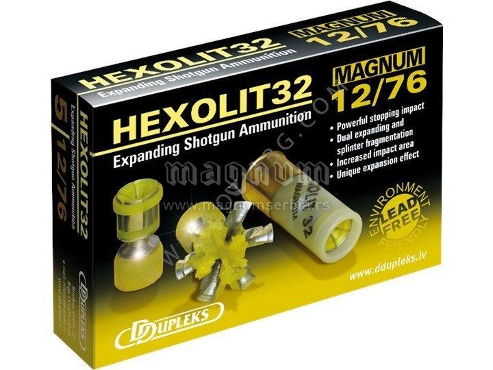 Pat.DDupleks Hexolit 12/76 32g