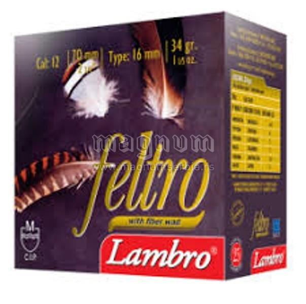 Pat.Lambro 12/70 Feltro 34g 1/0-2-5