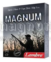 Pat.Lambro 12/76 2,5 50g Magnum