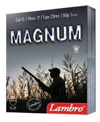 Pat.Lambro 12/76 50gr 3/0-5/0 Magnum