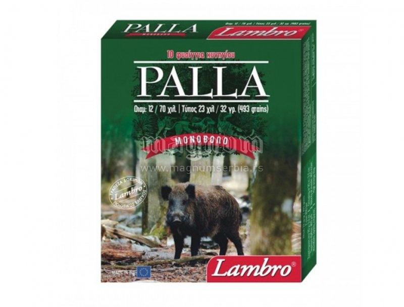 Pat.Lambro 12/70 Palla  32g