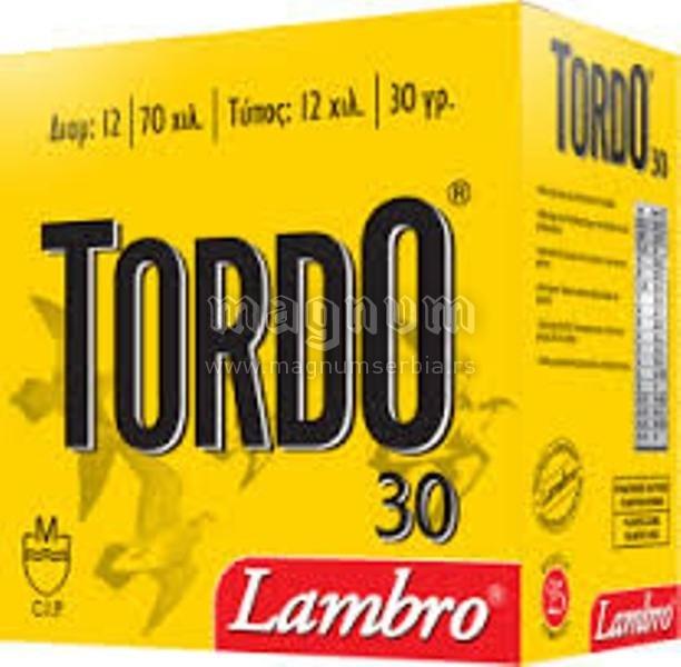 Pat.Lambro Tordo k12 30gr 11 disperzante