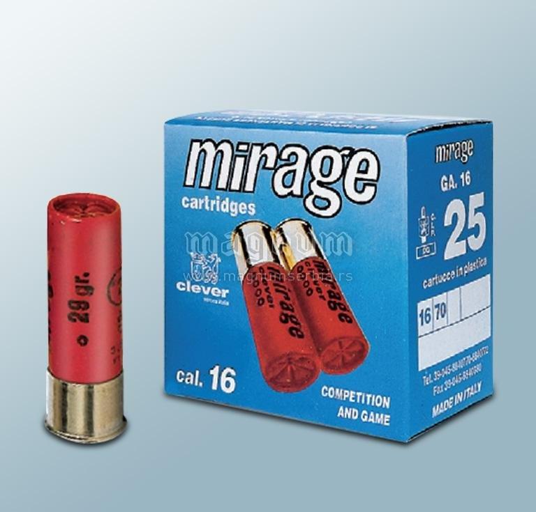 Pat.Mirage k16 9/0