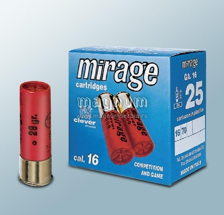 Pat.Mirage K16 T3 29g Hunting 1.7mm prepelica