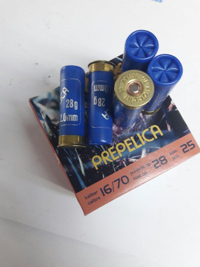 Pat.Quaglia K16 28g 1.75mm Krusik za prepelice