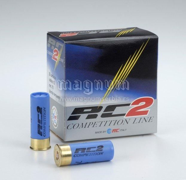 Pat.RC2 K12 Compettition Trap 24g 2.4mm za prepelice