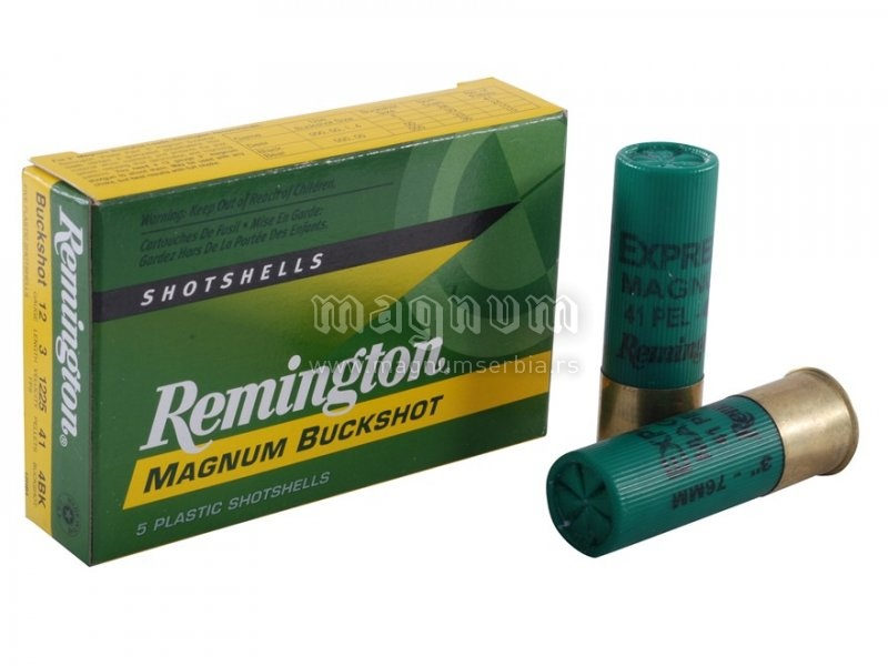 Pat.Remington 12/76 BK-4 41P 20640