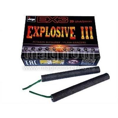 Petarda Explosiv EX3 JORGE