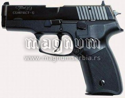 Pistolj Zastava 99 Compakt 9 mm