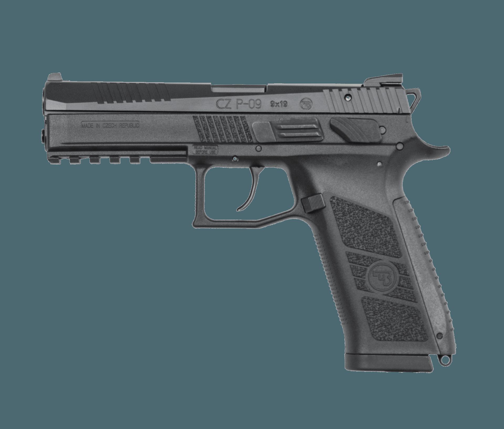 Pistolj CZ P-09 Tritium 9x19mm Zbrojovka
