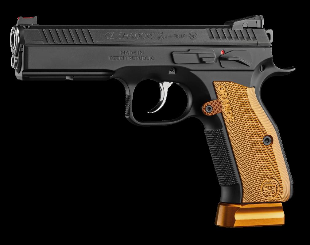 Pistolj CZ Shadow 2 Orange Ceska Zbrojovka