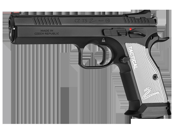 Pistolj CZ TS2 Black Polycoat 9x19mm Ceska Zbrojovka