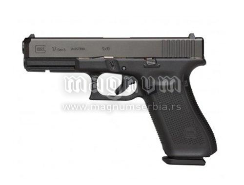 Pistolj Glock 17 9x19mm GEN5