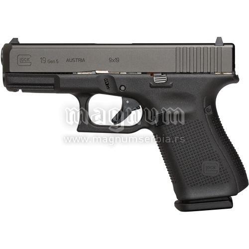 Pistolj Glock 19 9x19mm GEN5