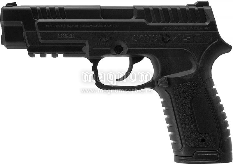 Pistolj vazdusni Gamo P430 4.5mm 150m/s