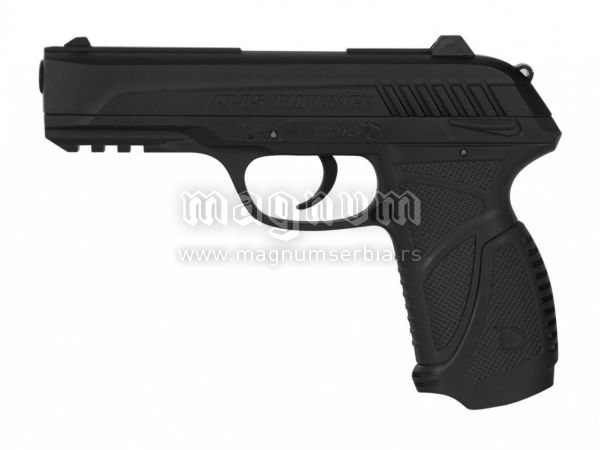 Pistolj vazdusni Gamo PT85 4.5mm Blowback Co2 137m/s