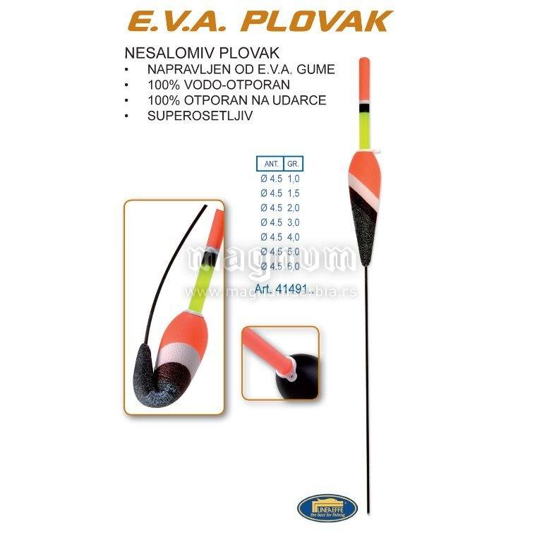 Plovak Lineaeefe 26 EVA guma 1,2,3g